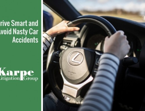Drive Smart and Avoid Nasty Car Accidents